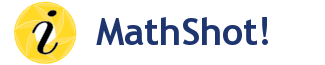 MathShot! – Do math without even thinking.